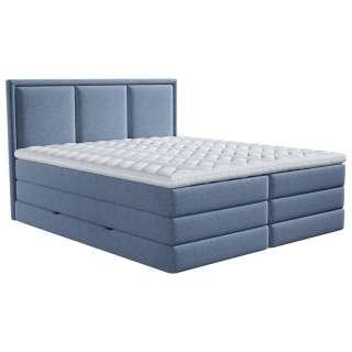 Manis-h 2x Bettkasten für Bettliege, Etagenbett Bettkasten,
