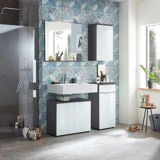 home24 Waschbeckenunterschrank Pescara