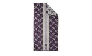 CaWö Handtuch  JOOP! Statement Divided ¦ lila/violett ¦ 100% Baumwolle  ¦ Maße (cm): B: 50 Badtextilien und Zubehör > Handtücher & Badetücher > Handtücher - Höffner