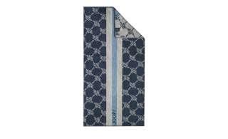 CaWö Handtuch  JOOP! Statement Divided ¦ blau ¦ 100% Baumwolle  ¦ Maße (cm): B: 50 Badtextilien und Zubehör > Handtücher & Badetücher > Handtücher - Höffner