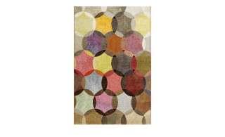 In-/Outdoorteppich Amalia - Beige - 161 x 232 cm, Safavieh