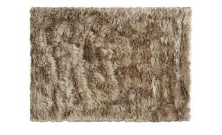 In-/Outdoorteppich Gemma - Grau/Beige - Maße: 200 x 289 cm, Safavieh