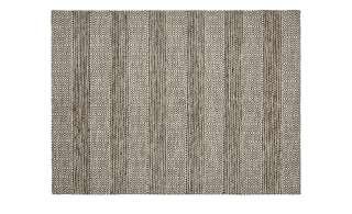 Handloom-Teppich  Nordic 2 ¦ braun ¦ 100% Wolle, Wolle ¦ Maße (cm): B: 130 Garten > Gartenzubehör > Outdoor Teppiche - Höffner