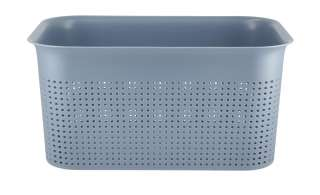 Aufbewahrungsbox ¦ blau ¦ Kunststoff ¦ Maße (cm): B: 26 H: 13 T: 18 Aufbewahrung > Aufbewahrungsboxen > sonstige Aufbewahrungsmittel - Höffner