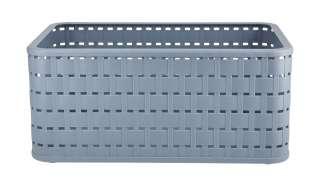 Aufbewahrungsbox ¦ blau ¦ Kunststoff ¦ Maße (cm): B: 28 H: 18,5 T: 12,6 Aufbewahrung > Aufbewahrungsboxen > sonstige Aufbewahrungsmittel - Höffner