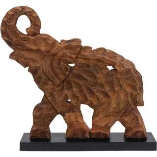 Deko Objekt Frame Happy Elephant