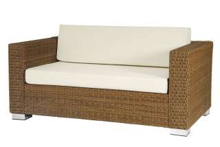 Alexander Rose - San Marino 2-Sitzer Sofa - outdoor