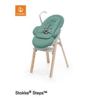 Stokke Steps Bouncer, Jadegrün