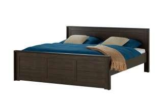 Doppelbettgestell  Boscastle ¦ holzfarben ¦ Maße (cm): B: 190,4 H: 90 T: 216 Betten > Futonbetten - Höffner