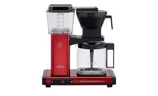 Moccamaster Kaffeautomat  KBG Select Red Metallic ¦ rot ¦ Metall-lackiert, Glas , Kunststoff ¦ Maße (cm): B: 32 H: 36 T: 17 Elektrokleingeräte > Kaffee & Espressomaschinen - Höffner