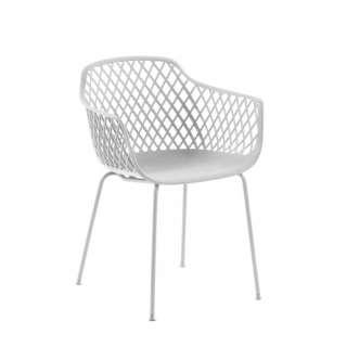 Garderobenpaneel Krupa - Weiß, Home Design