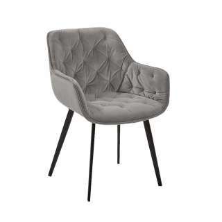 Garderobenpaneel Breze - Metall, Home Design