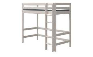 FLEXA Hochbett  Flexa Classic ¦ grau ¦ Maße (cm): B: 110 H: 184 Kindermöbel > Kinderbetten - Höffner