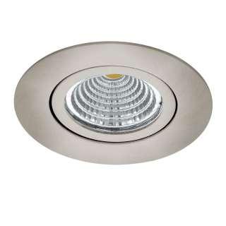 home24 LED-Einbauleuchte Saliceto XV