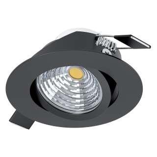 home24 LED-Einbauleuchte Saliceto XVIII