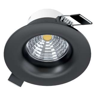 home24 LED-Einbauleuchte Saliceto XVII