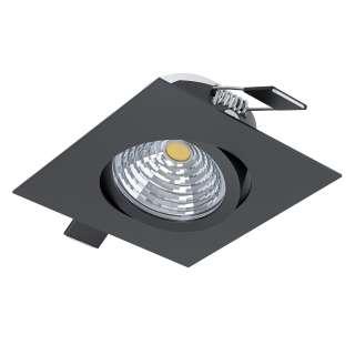 home24 LED-Einbauleuchte Saliceto IXX
