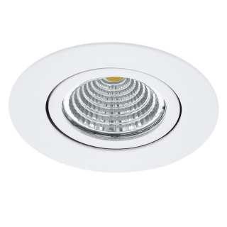 home24 LED-Einbauleuchte Saliceto XIII