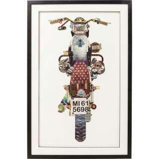 Bild Frame Art Motorbike 107x69cm