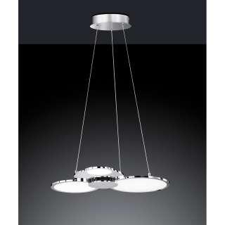 home24 LED-Pendelleuchte Linos