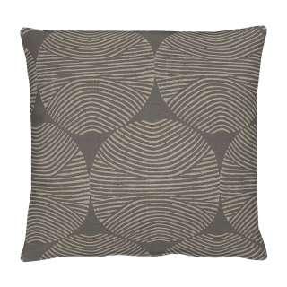 XXXL LEUCHTENSCHIRM Grau Kunststoff, Textil