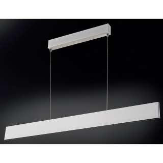 home24 LED-Pendelleuchte Sileas I