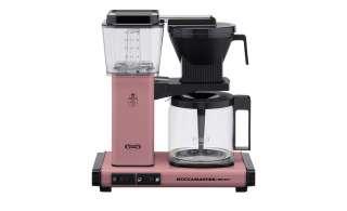 Moccamaster Kaffeautomat  KBG Select Pink ¦ rosa/pink ¦ Glas , Metall-lackiert, Kunststoff ¦ Maße (cm): B: 32 H: 36 T: 17 Elektrokleingeräte > Kaffee & Espressomaschinen - Höffner