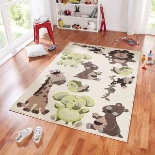 home24 Kinderteppich Zoo Animals