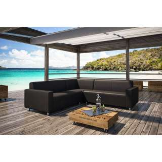 home24 Loungegruppe Carbon