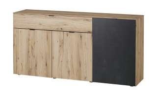 Sideboard  Foresta ¦ holzfarben ¦ Maße (cm): B: 177 H: 90 T: 42 Kommoden & Sideboards > Sideboards - Höffner