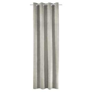 Boxspringbett Soft Cloud Webstoff - 160 x 200cm - H2 bis 100 kg - Stoff TUS19 light grey, Tom Tailor