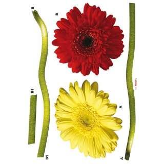 Blumen DEKOSTICKER