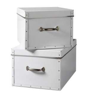 BOX 42 X 36 X 28 Karton Weiß