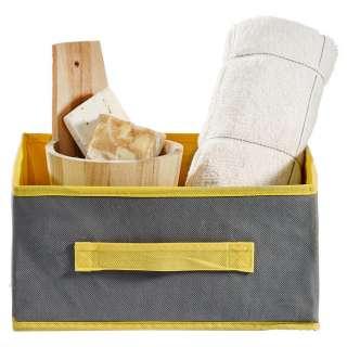BOX Textil Grau