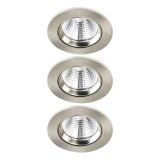home24 LED-Einbauleuchte Fremont