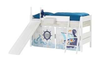 PAIDI Spielbett  Kira ¦ weiß ¦ Maße (cm): B: 268,4 H: 150,4 Kindermöbel > Kinderbetten - Höffner