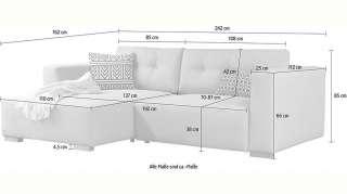 TV Board mit Asteiche hell geölt 50 cm hoch