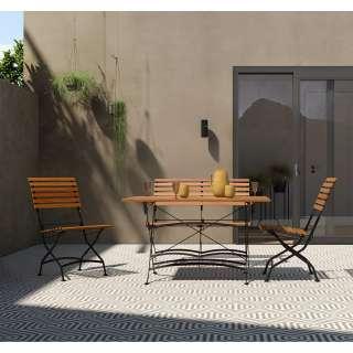 home24 Garten-Klapptisch Tuscany