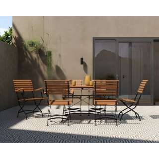 home24 Garten-Ausziehtisch Tuscany