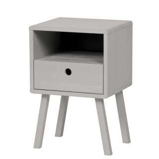 Childhome Aufbewahrungsbox Weiß Gold Small Dots, 40x30x20cm,