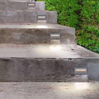 home24 LED-Einbauleuchte Ankle I
