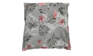GO-DE Auflagen   Flamingo ¦ grau ¦ Maße (cm): B: 50 H: 7 Garten > Auflagen & Kissen > Gartenhocker-Auflagen - Höffner