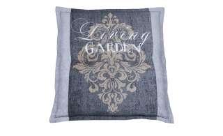 GO-DE Auflage   Emblem ¦ grau ¦ Maße (cm): B: 50 H: 7 Garten > Auflagen & Kissen > Gartenhocker-Auflagen - Höffner