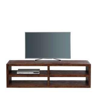TV Möbel aus Akazie Massivholz 160 cm breit