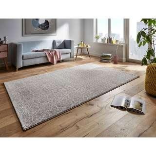 set one by Musterring Bett Typ 81 und 82 »Oakland«, braun, Landhaus Stil