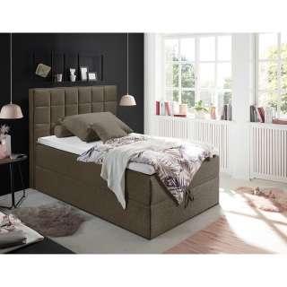Schlafzimmer Sideboard in Weiß Eiche Schubladen