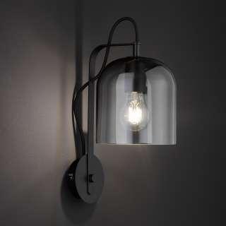 Design Wandregal aus Sheesham Massivholz modern (2-teilig)
