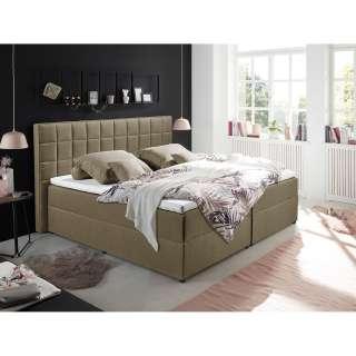 Bett Cenan - Kiefer massiv - 100 x 200cm - Kiefer Weiß, Maison Belfort