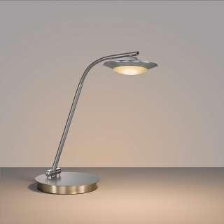 home24 LED-Tischleuchte Solon