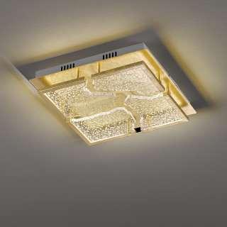 home24 LED-Deckenleuchte Kailua